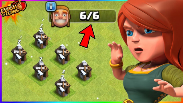 HOW TO GET 6th BUILDER IN CLASH OF CLANS - COC