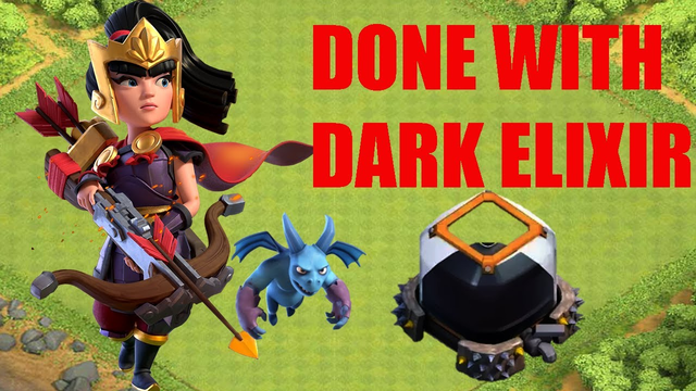 DONE WITH DARK ELIXIR | ROAD TO MAX TH 1 | CLASH OF CLANS