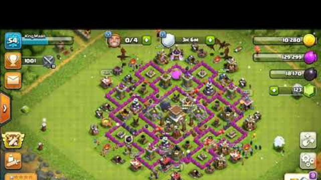 IMPOSSIBLE Player Found in Clash Of Clans Best TH2 Player Highest exp record part 1