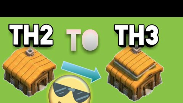 TH2 toTH3 Upgraded  Max Base CLASH OF CLANS  My Name Is Sahil 