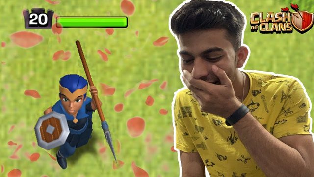 SHE IS MY VALENTINE.......CLASH OF CLANS - COC