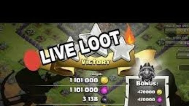 LIVE streaming Clash of Clans allways atacks!