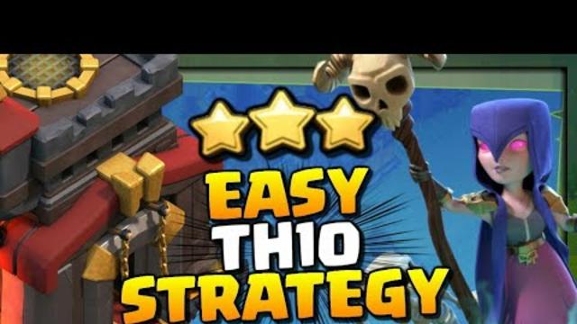 clash of clans th1 war attack strategy new three Star L.G Lemon.BD 2020