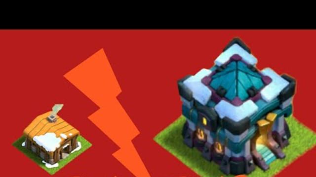 UNLOCKING EVERYTHING FROM TH1-TH13 || CLASH OF CLANS