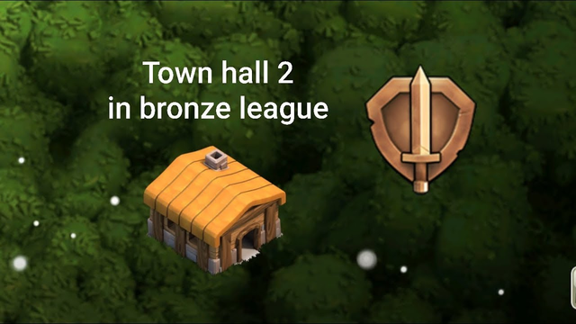 Town hall 2 let's play!  - Clash of clans
