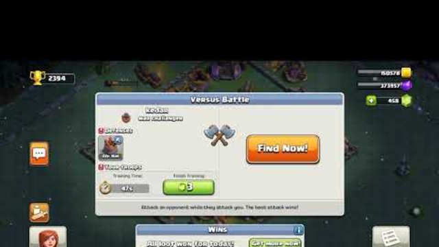 Coc clash of clans town hall 6 vs6 builder Bess new
