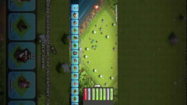 Clash of Clans Town Hall 3 Base Layout and Tutorial
