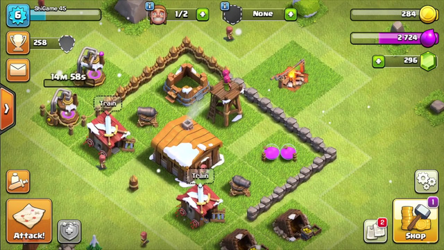 Clash of Clans Let's Play - 4