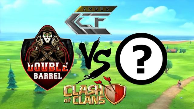 NEW CHALLENGER?! LETS GO! Double Barrel vs Tortue Poilue - CCF Amber League Clash of Clans