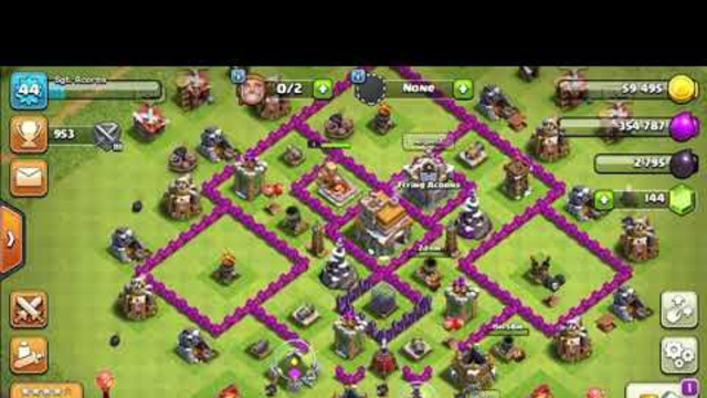 Best town hall 7 base design clash of clans 2020