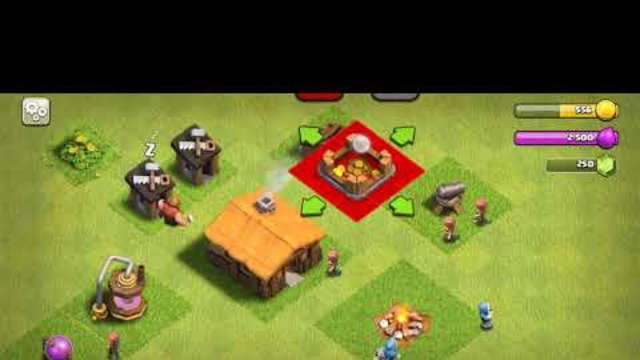 My First Vid! Clash of Clans!