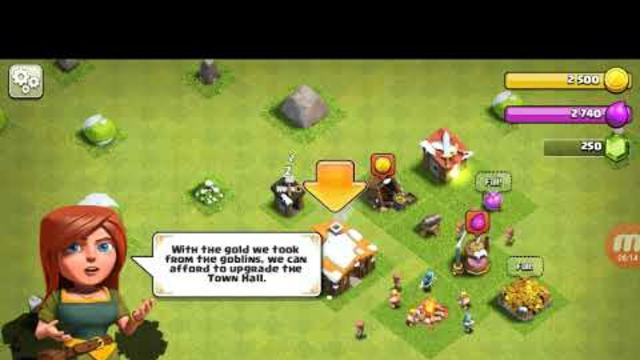 Clash of Clans: Part 1