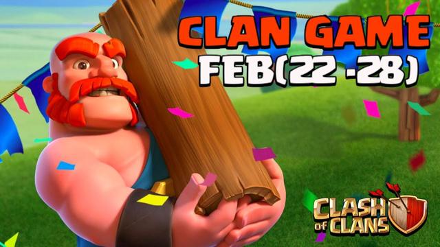 UPCOMING CLAN GAME REWARDS DETAILS.... Clash of Clans