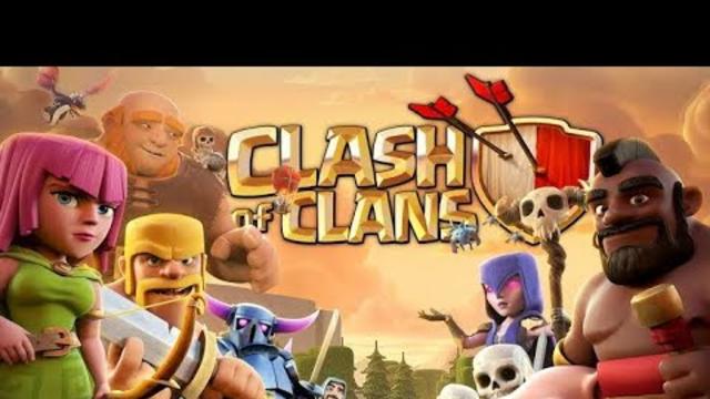 Clash Of Clans Live || happy mahashivratri || Panda gaming