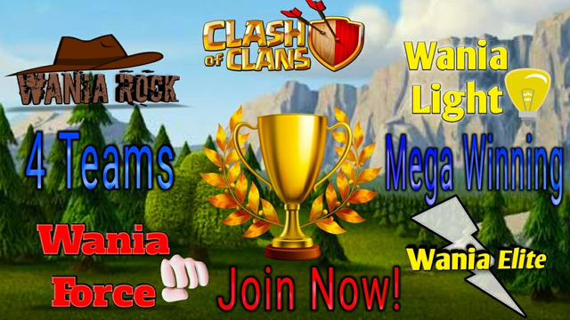 Clash of clans tournament|Registration open join now!!