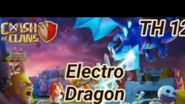 BEST ELECTRO DROGON ATTACK 2020!!!!CLASH OF CLANS!!!BANGLADESH!!