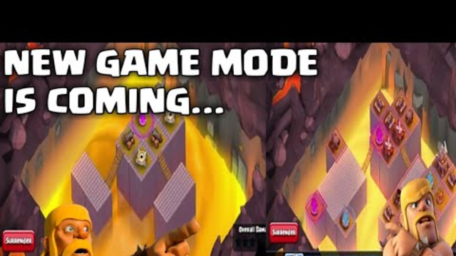 New Game Mode Is Coming In Clash Of Clans  Coc 2020 New Update Full Information
