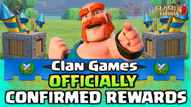Upcoming Clan Games Full Rewards Information - Clash Of Clans