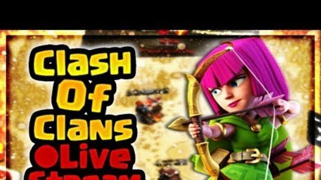 Clash of clans!!Lets visit your base