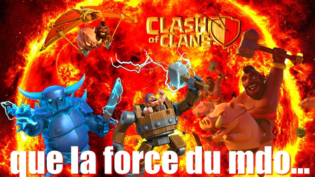 CLASH OF CLANS | LEVEL UP HDV 12 AND RUSH MDO!!