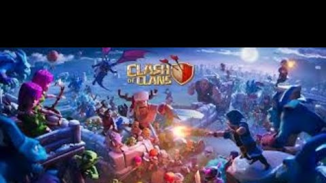 Clash Of Clans War Attacks.....and highest level clan