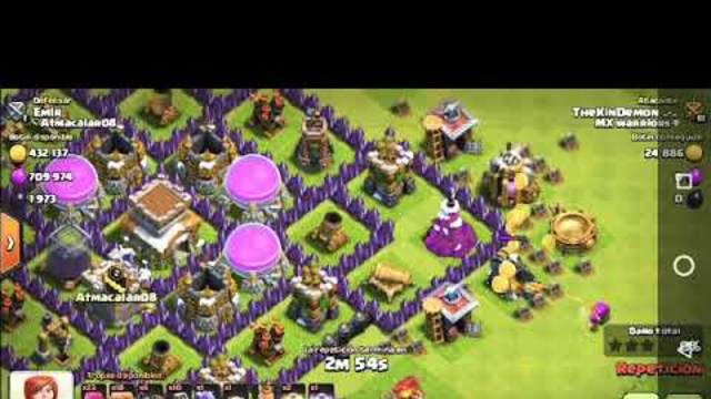 EJERCITO FARMING TH 7!! || Clash Of Clans