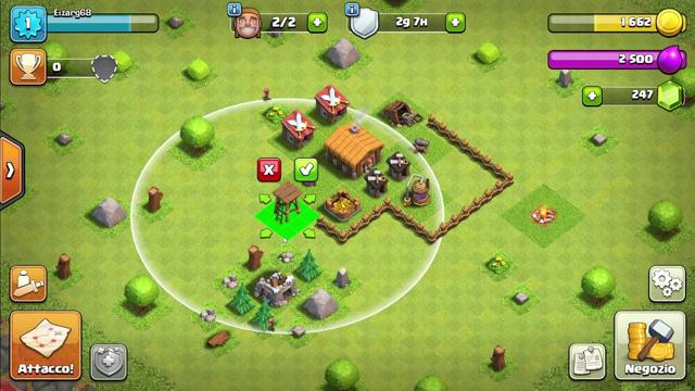 Iniziamo una nuova avventura su Clash Of Clans!!!