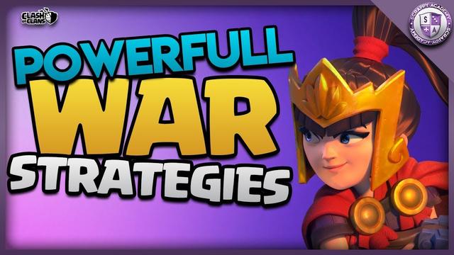 TH11 War Strategies [Air Attacks] | Clash Of Clans