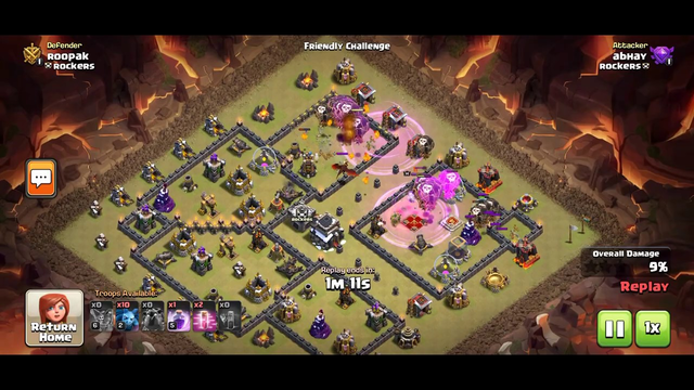 Best TH9 War base   Total Base Cover   Time Consuming Base  Town hall 9 War base   clash of clans
