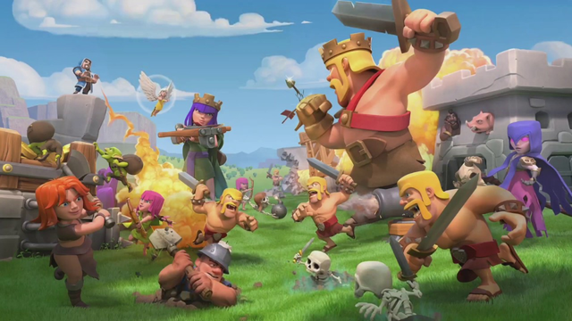 Nice Queen Walk Miners, Hogs   Yeti 3 Stars TH13 Clash of Clans