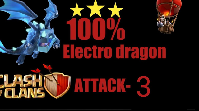 BEST TH11 *E-DRAG* Attack Strategy Town Hall 11 Electro Dragon Attack Clash of Clans