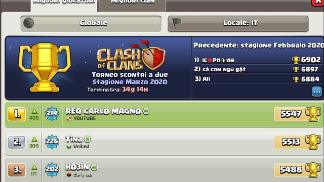 BH9 BASE 2020 ANTI 2 STARS! 7000+ CLASH OF CLANS - REQ CARLO MAGNO
