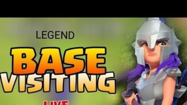 Clash of Clans live base visiting. Road to 480 Subscribe