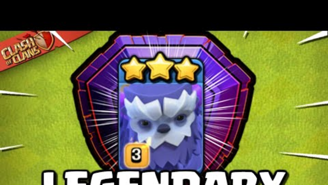 Yeti Smash is Awesome! Legend League Attacks (Clash of Clans)