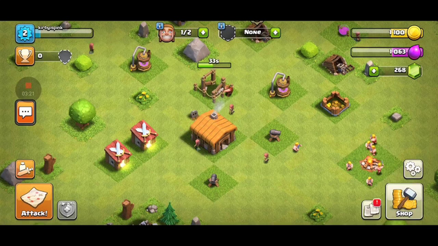 Episode two clash of clans our first attack