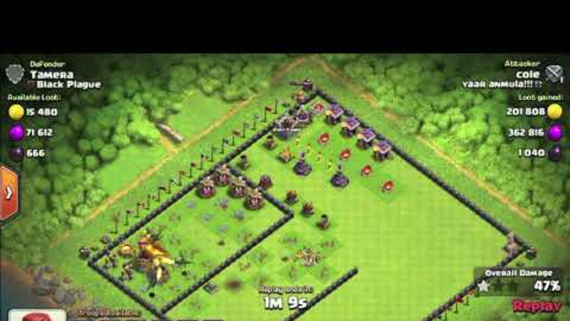 I love these types of bases in Clash of Clans