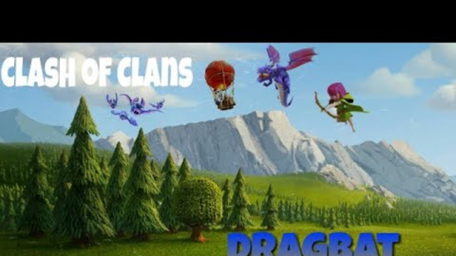 Clash Of Clans TH10 DRAGBAT | Attack Strategy 2020