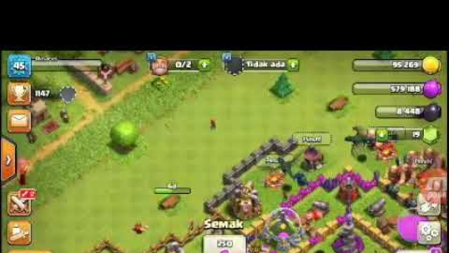 Clash of clans (coc) TH 8