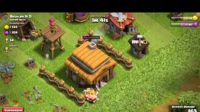 COC [Ep4] Attacking Other Villages