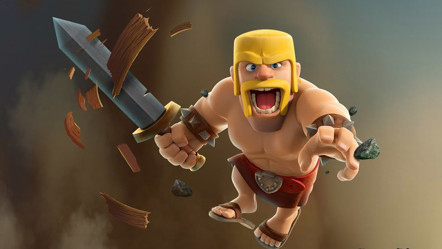 Clash Of Clans what will 200 barbarians do to a town hall 7