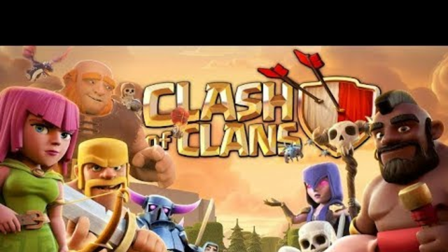 SmoKiE Gaming let's play clash of clans