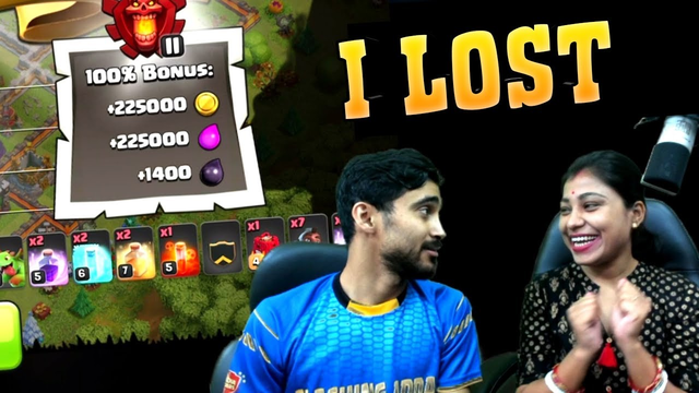I Lost Guys.... Clash of Clans.......