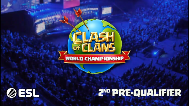 CLASH WORLDS ESL 5v5 POLAND QUALIFIERS LIVESTREAM - Clash of Clans