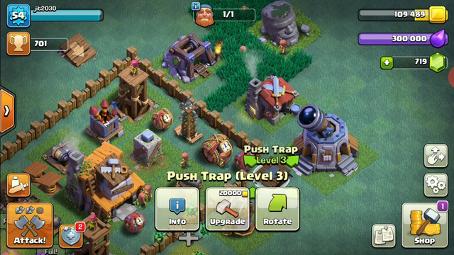 Clash of Clans-TH8 Let's Play+My first lab upgrade+builder base raids