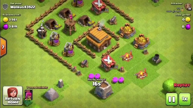 Clash of Clans Defense Log #13