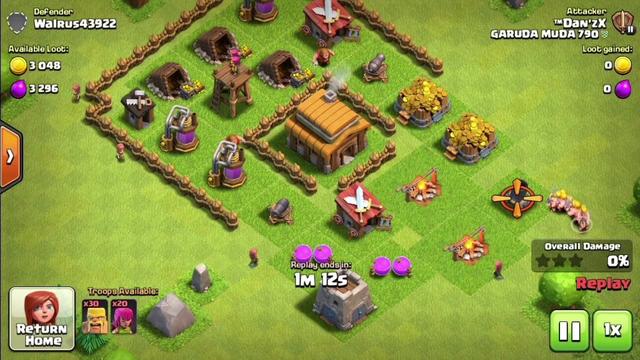 Clash of Clans Defense Log #12
