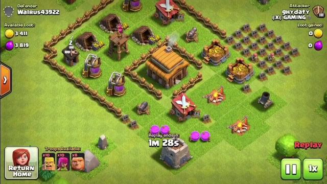 Clash of Clans Defense Log #14