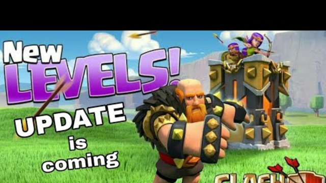 Coc new update is coming ll New defenses levels and troops level ll April season Coc update ll