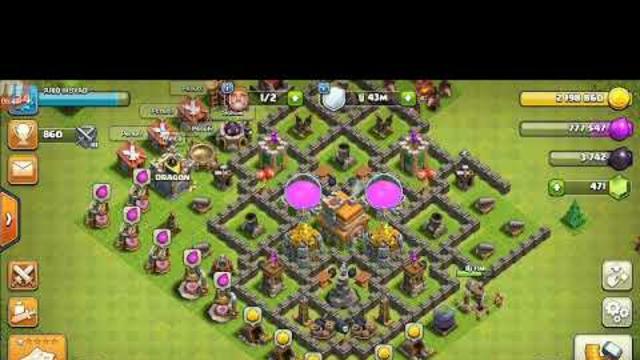Main clash of clans