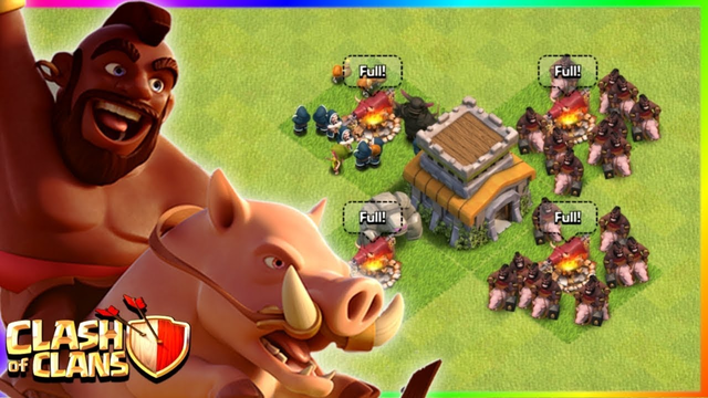 TH 8 GO.HO - Made Simple | TH 8 Strategy Guide 2020 - Clash Of Clans !